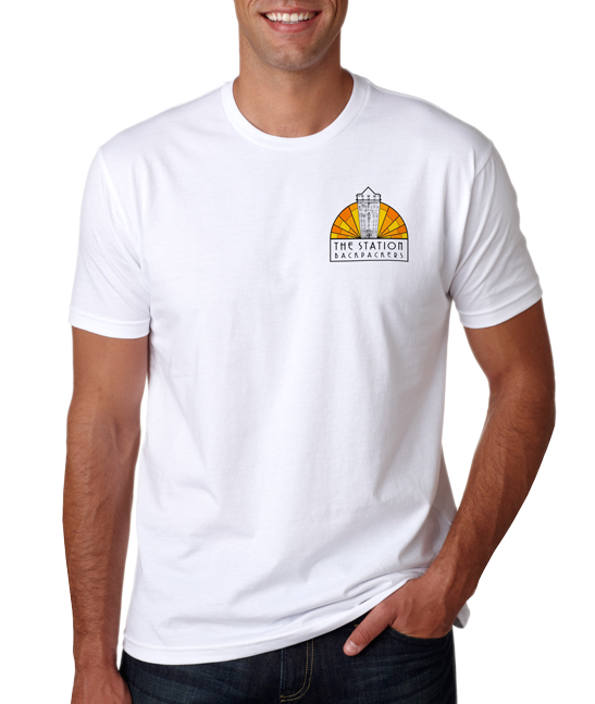 on-t-shirt
